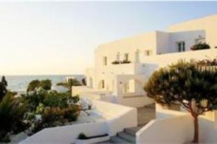 Thalassa Hotel Santorini - Entrance