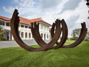 Capella Singapore Hotel Singapur - Hotel Aussenansicht