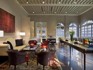 Capella Singapore Hotel Singapur - Executive Lounge