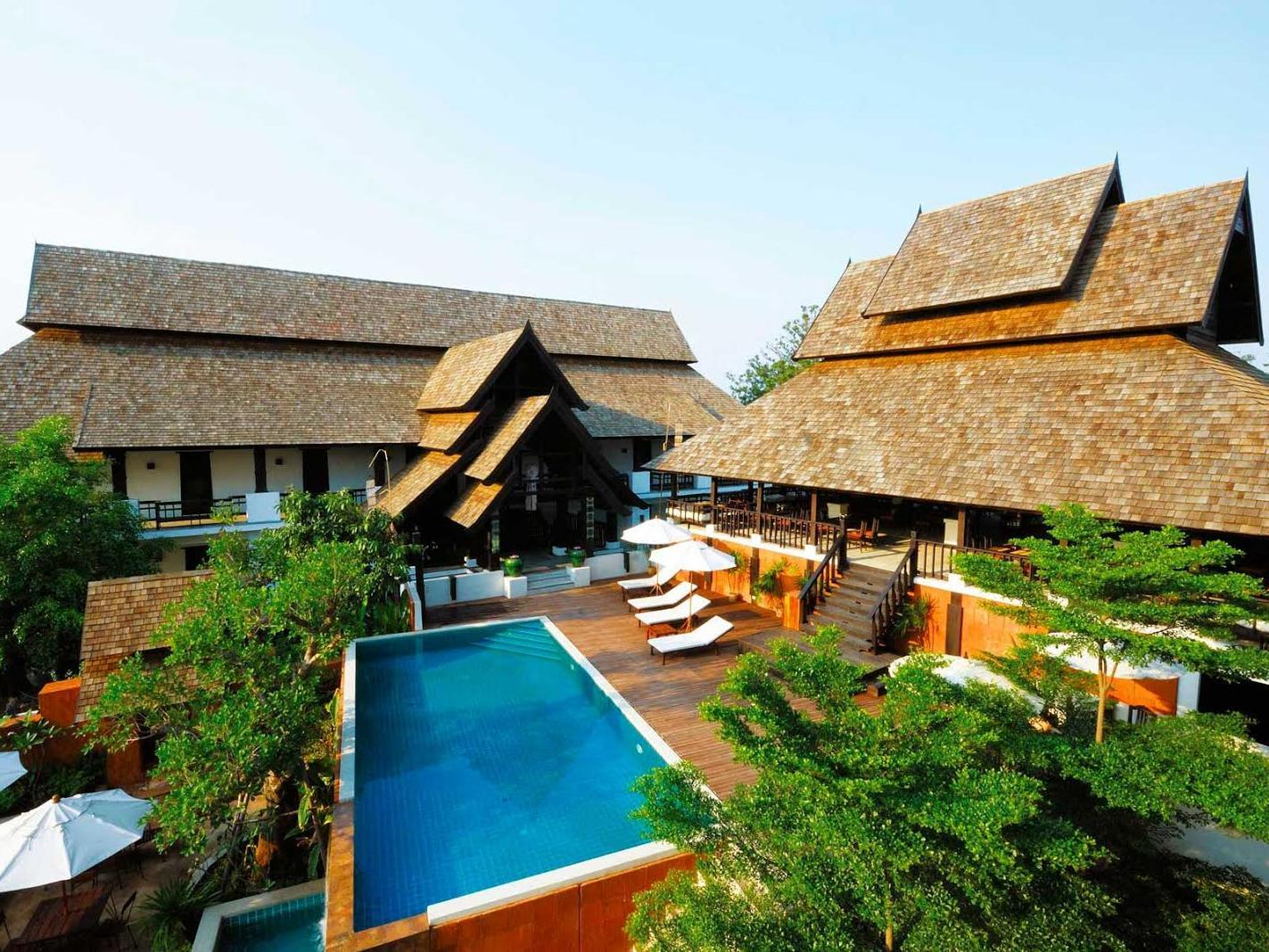 Rainforest Boutique Hotel - Hotels and Accommodation in Thailand, Asia