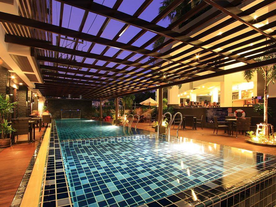 Baramee Hip Hotel - Hotels and Accommodation in Thailand, Asia