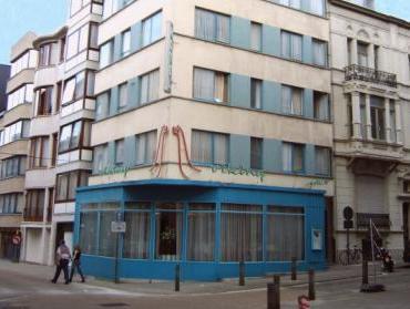Hotel Viking Ostend - Exterior