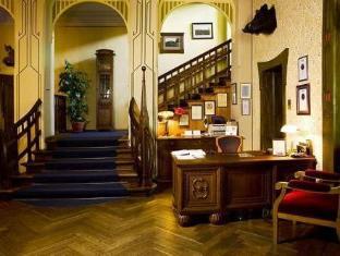 Ammende Villa Hotel And Restaurant بارنو - المظهر الداخلي للفندق