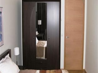 Seedri Apartments פרנו - חדר שינה