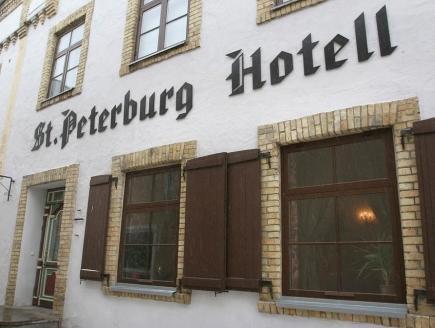 St. Peterburg Hotel بارنو - المظهر الخارجي للفندق