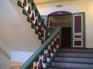 St. Peterburg Hotel بارنو - المظهر الداخلي للفندق