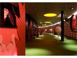 Strand Spa And Conference Hotel Parnu - Interior