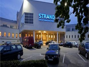 Strand Spa And Conference Hotel Parnu - Exterior