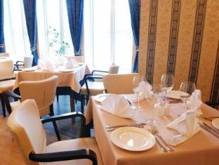 Hotel Villa Wesset بارنو - المطعم