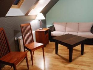 Hotel Villa Wesset بارنو - غرفة الضيوف