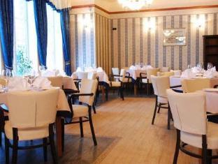 Hotel Villa Wesset פרנו - מסעדה