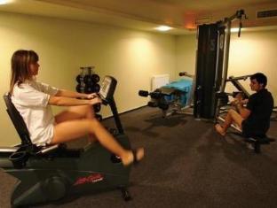 Hotel Silver Resort Superior Balatonfured - Fitness Room