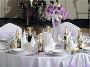 Vertes Conference & Wellness Hotel Siofok - Decoration for Wedding