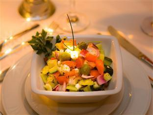 Vertes Conference & Wellness Hotel Siofok - Just a light salad