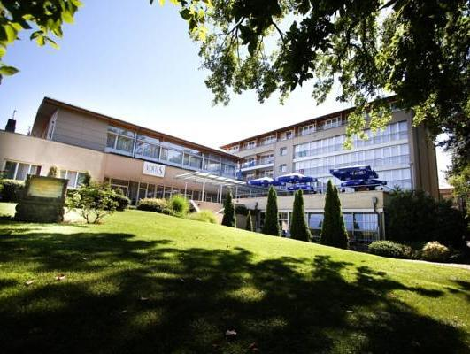 Vertes Conference & Wellness Hotel Siofok - External View