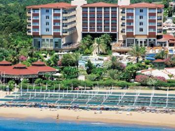 Hotel Terrace Beach Resort - Hotell och Boende i Turkiet i Europa