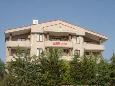 Myra Apart Hotel - Hotell och Boende i Turkiet i Europa