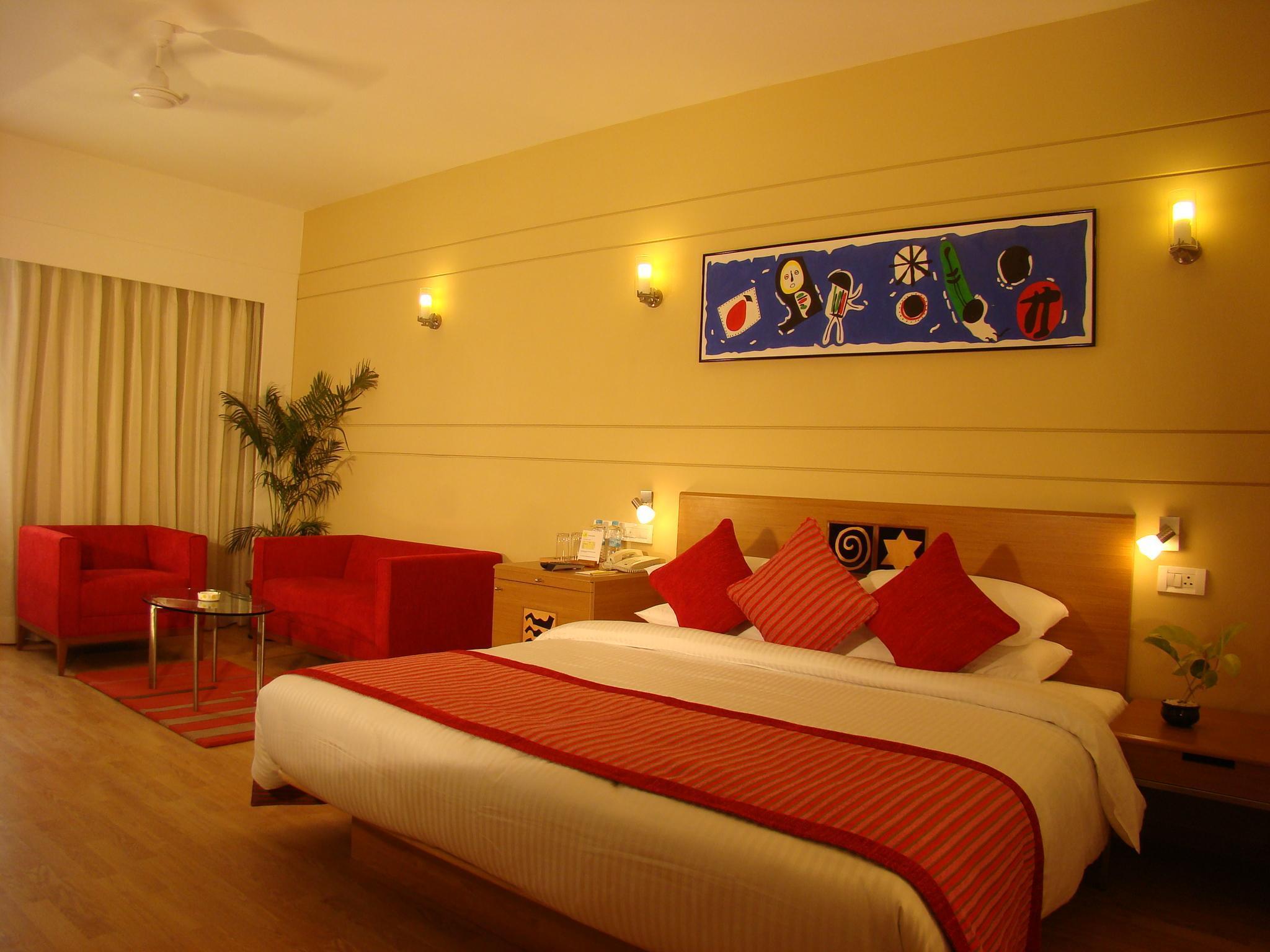 Lemon Tree Chennai Hotel - Hotell och Boende i Indien i Chennai