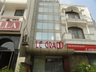 Hotell Hotel Le Grand