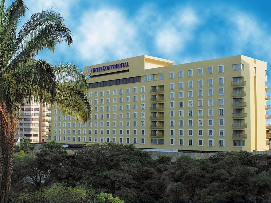 Hotel Intercontinental Cali - Hotels and Accommodation in Colombia, South America