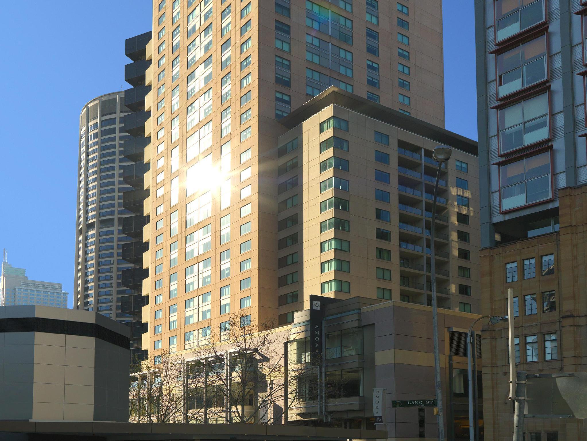 Amora Jamison Hotel - Hotell och Boende i Australien , Sydney