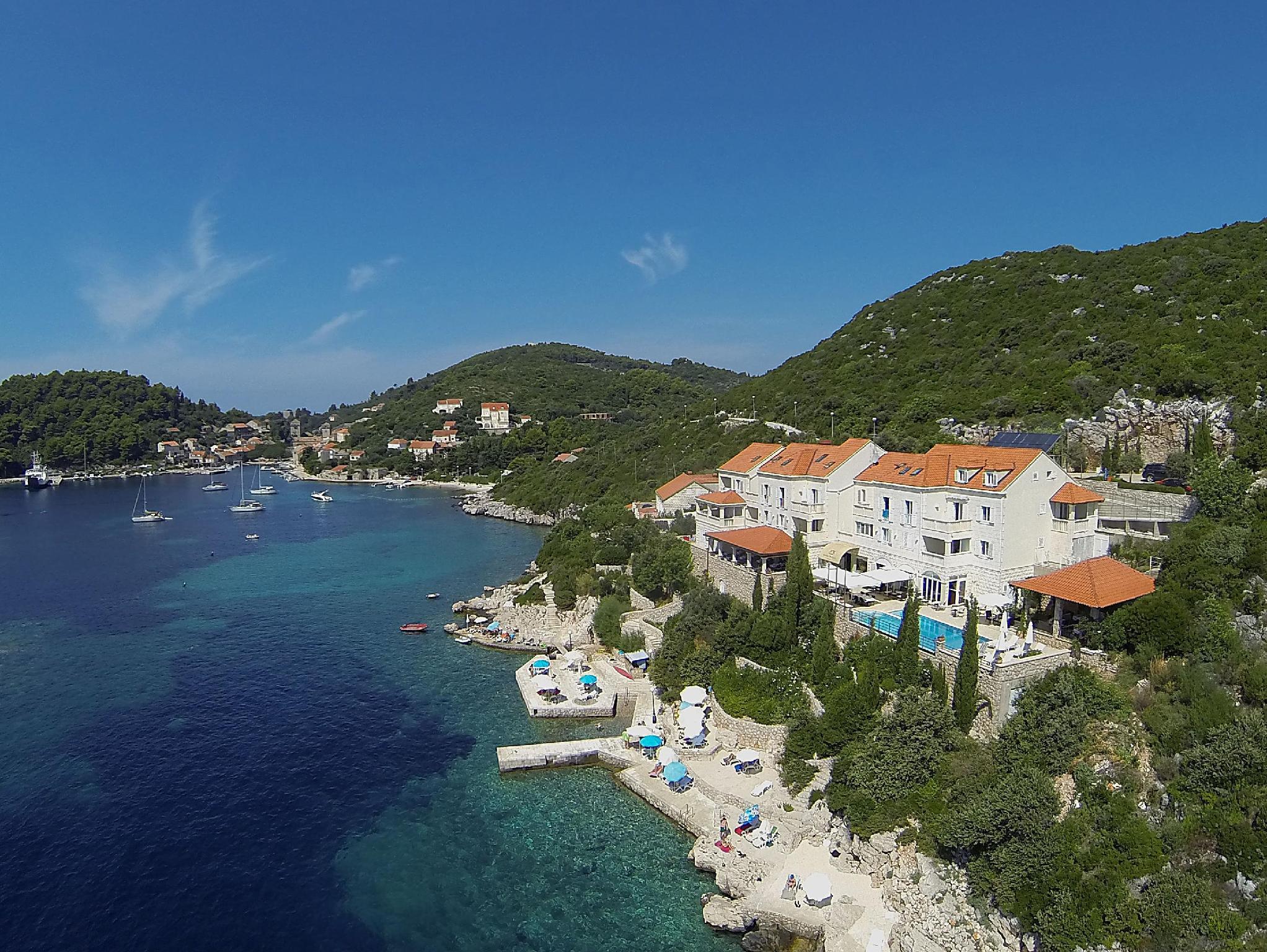 Hotel Bozica Dubrovnik Islands Dubrovnik - View