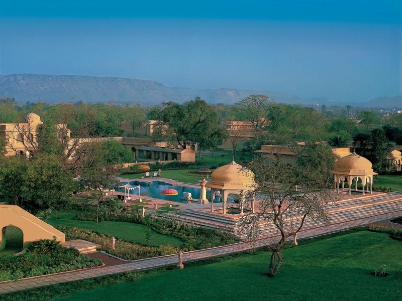 The Oberoi Rajvilas Jaipur Hotel - Hotell och Boende i Indien i Jaipur