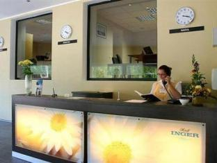 Inger Hotel نارفا - مكتب إستقبال