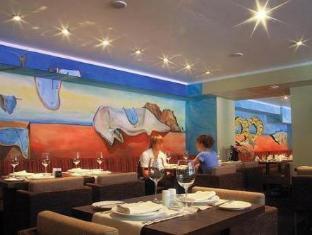 Inger Hotel نارفا - المطعم