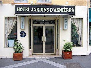 Les Jardins d'Asnières - Hotell och Boende i Frankrike i Europa
