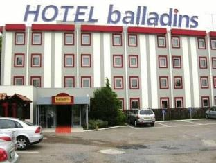 Hotel Balladins Bobigny Parijs - Hotel exterieur