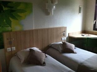 Hotel Balladins Bobigny Parijs - Gastenkamer