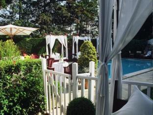 Domaine Saint Clair Le Donjon Hotel Etretat - Balcony/Terrace