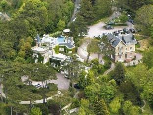 Domaine Saint Clair Le Donjon Hotel Etretat - View