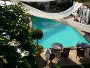 Domaine Saint Clair Le Donjon Hotel Etretat - Swimming Pool