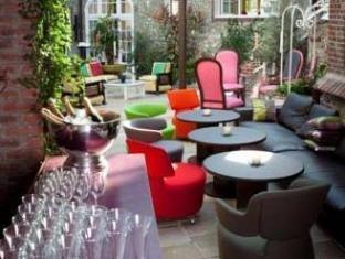 Domaine Saint Clair Le Donjon Hotel Etretat - Interior