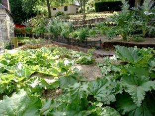 Domaine Saint Clair Le Donjon Hotel Etretat - Garden