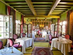 Domaine Saint Clair Le Donjon Hotel Etretat - Restaurant