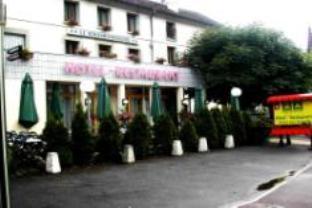 ル ストラスブルゲオア ホテルの外観