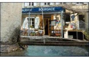 Hotel Restaurant Bourgade