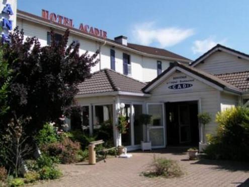 Inter-Hotel Acadie - Hotell och Boende i Frankrike i Europa