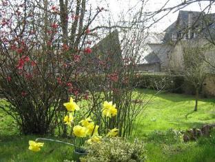 Hotel Du Chemin De Fer Vivoin - Garden