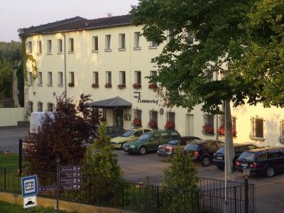 Hotel Kammerhof Bernburg - Exterior