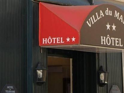 Villa Du Maine - Hotell och Boende i Frankrike i Europa