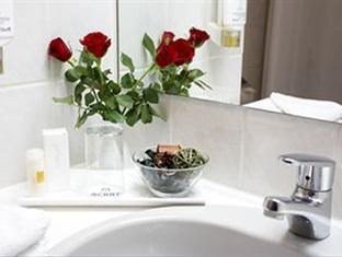Achat Comfort Frankfurt Russelsheim Hotel Frankfurt am Main - Bathroom