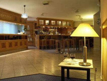 Achat Comfort Frankfurt Russelsheim Hotel Frankfurt am Main - Pub/Lounge