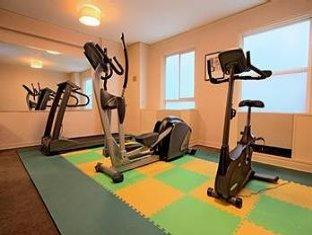 Executive Pacific Hotel Seattle (WA) - Fitness Room