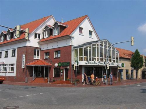 Hotel garni Schroder's Muhleneck Schortens - Exterior