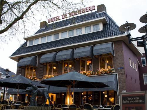 Hotel De Wijnberg Bolsward - Exterior