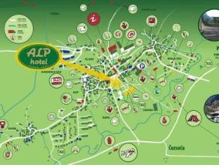 Hotel Alp Bovec - Surroundings